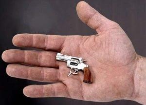 Cel mai mic pistol