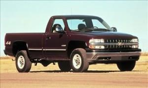 Chevrolet Silverado Pickup 1999