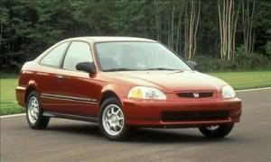 Honda Civic Coupe 1998
