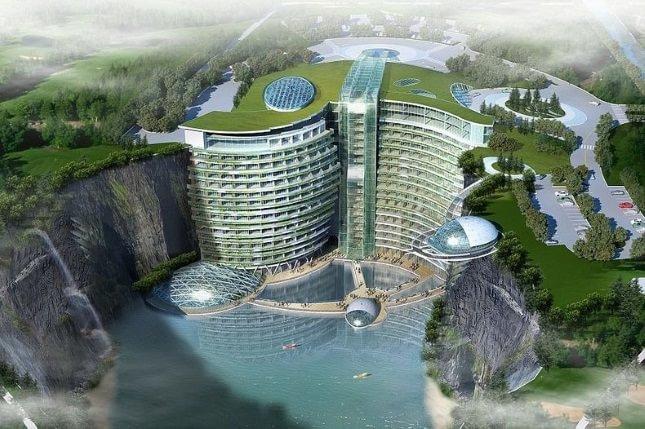 Hotel sub pământ 2