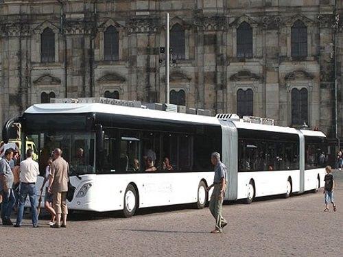 Cel mai lung autobuz 1