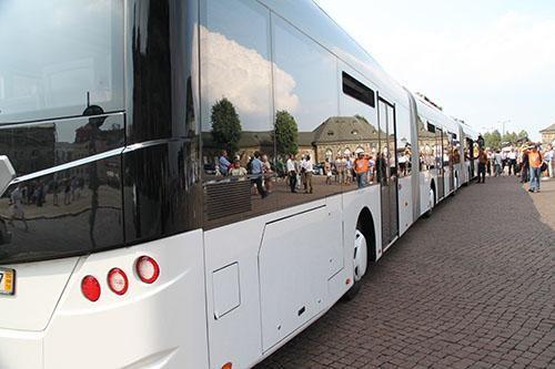 Cel mai lung autobuz 3