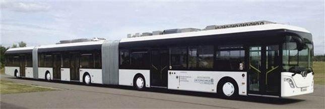 Cel mai lung autobuz