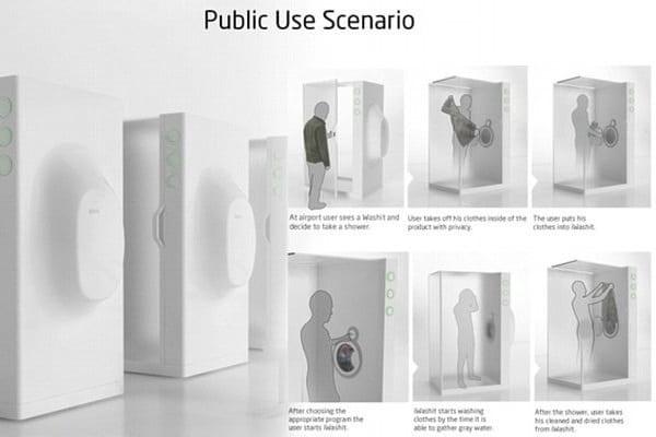 Wash-it public