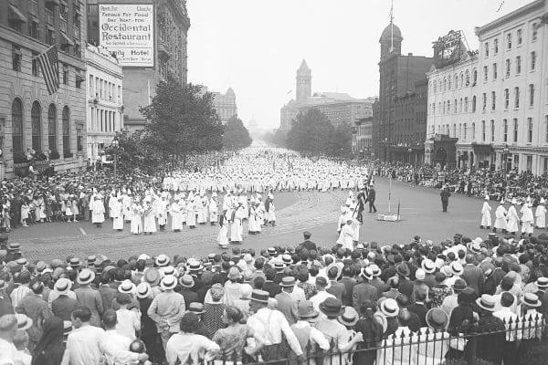 Parada Ku Klux Klan