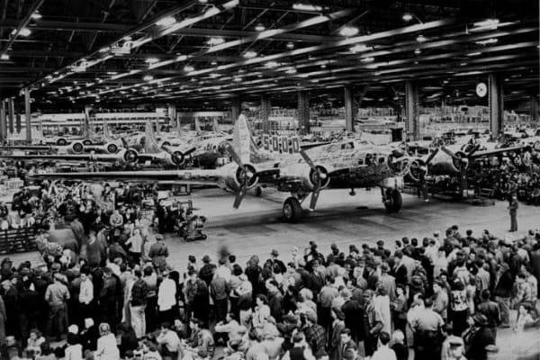 Fabrica Boeing