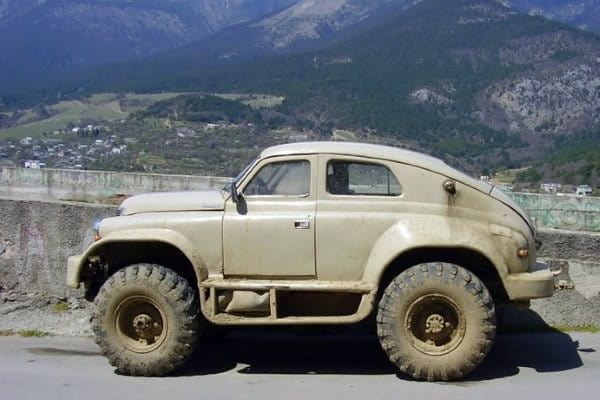 Primul SUV
