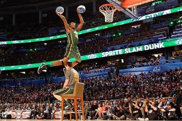 Concurs de slam dunk
