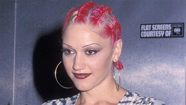 Coafuri nedemne de vedete - Gwen Stefani