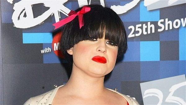 Coafuri nedemne de vedete - Kelly Osbourne