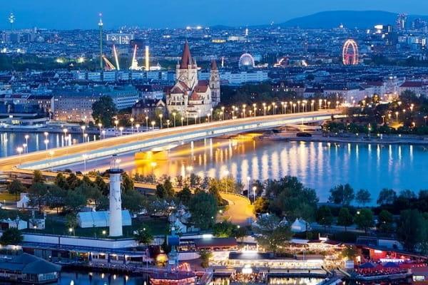 Top orașe - Viena