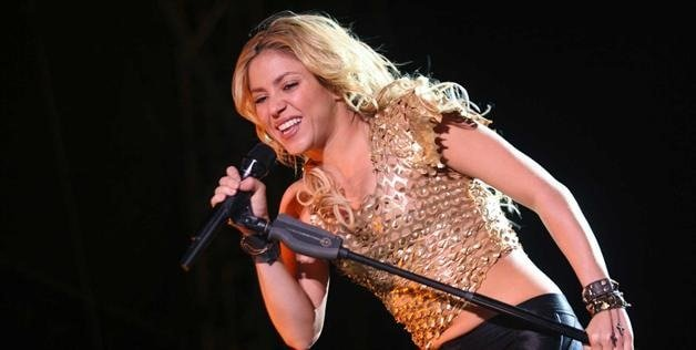 Isabel Mebarak Ripoll alias Shakira