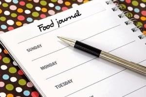 7 studii fără rost - Jurnal alimentar