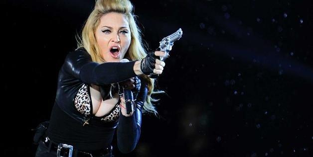 Madonna Louise Veronica Ciccone alias Madonna