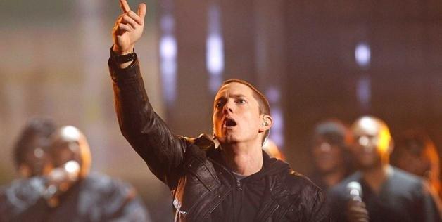 Marshall Mathers III alias Eminem