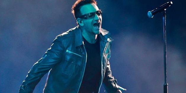 Paul Hewson alias Bono