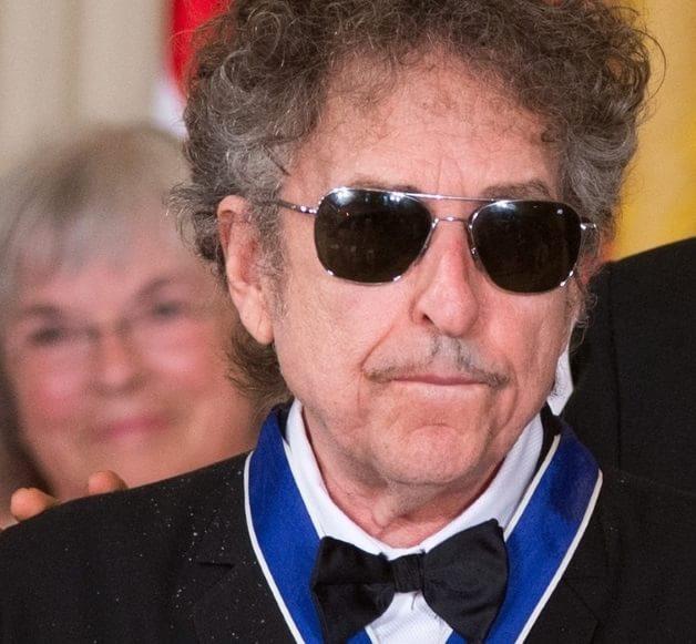 Robert Allen Zimmerman alias Bob Dylan