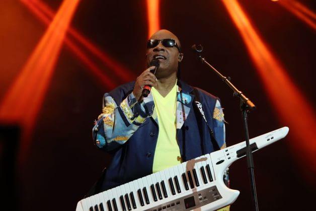 Stevland Hardaway Judkins alias Stevie Wonder