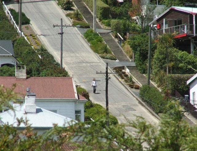 Cea mai abruptă stradă din lume 1