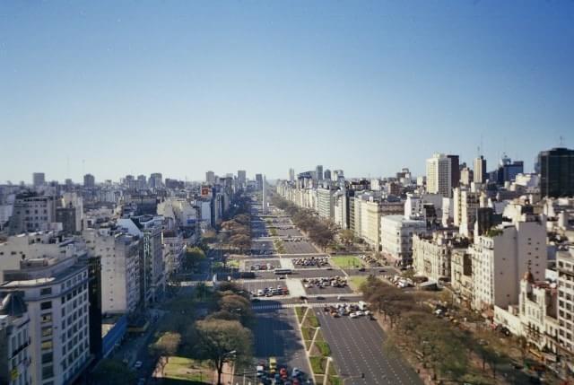 Cea mai lată stradă din lume