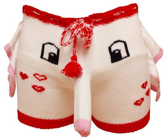 lenjerie tricotată în varicoză