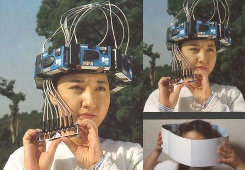 Pălărie pentru fotografii