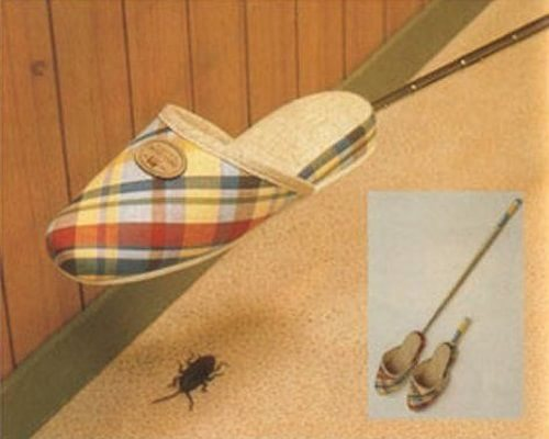 Papuc pentru gândaci