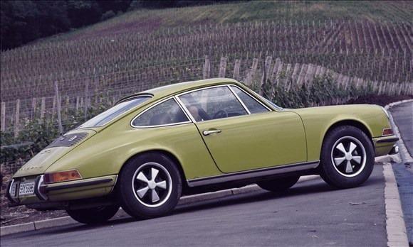 Porsche 911 seria C
