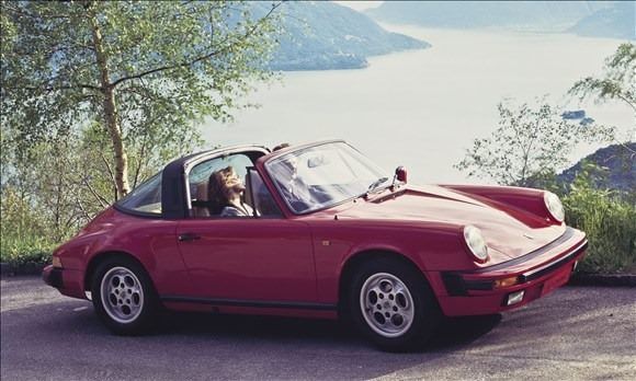 Porsche Carrera 3,2