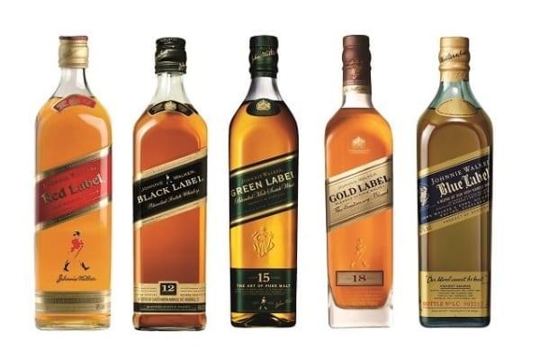 Băuturi spirtoase - Johnnie Walker