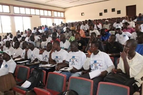 Studenție - Universitatea din Liberia 1