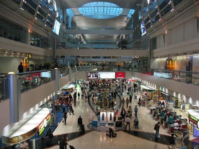 Aeroportul Internațional din Dubai