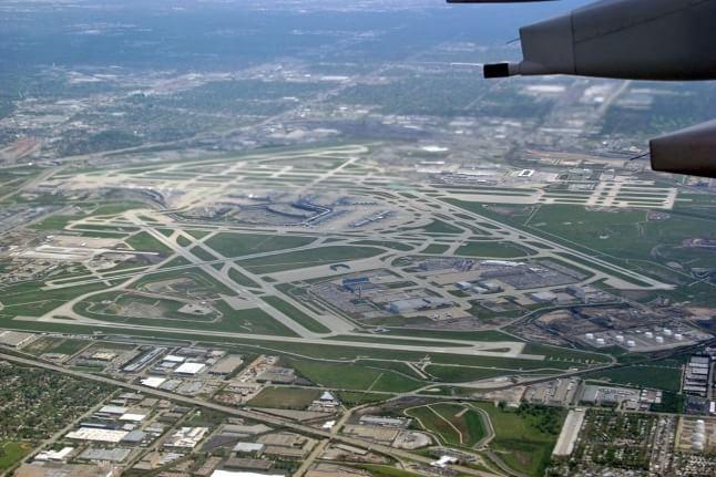 Aeroportul cu cele mai multe piste