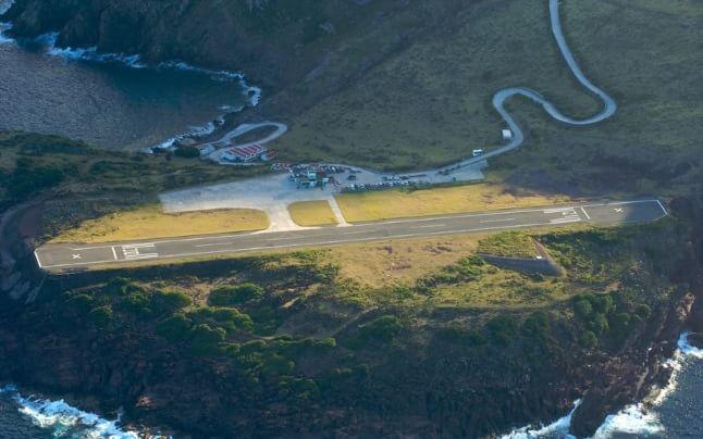 Cea mai scurtă pistă de aeroport