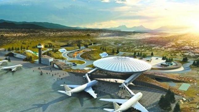 Cel mai înalt aeroport-Yading Daocheng