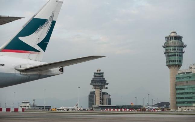Cel mai aglomerat aeroport-trafic marfă