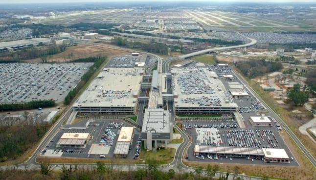 Cel mai aglomerat aeroport