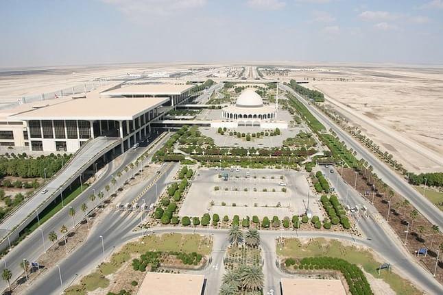 Cel mai mare aeroport ca suprafață