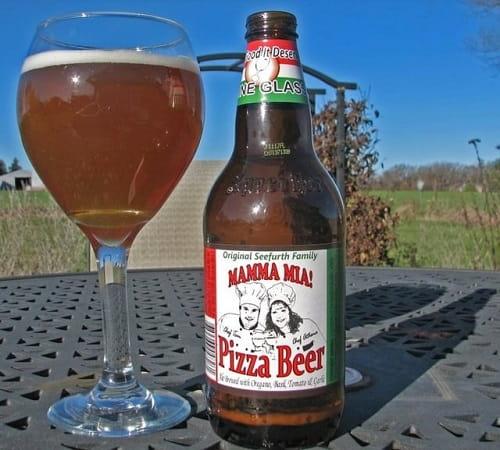 Bere pentru pizza