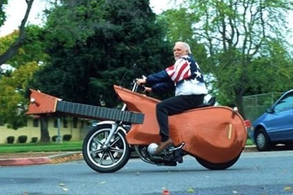 Chitara motocicletă