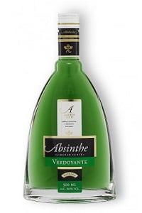 Băuturi tradiționale - Absint