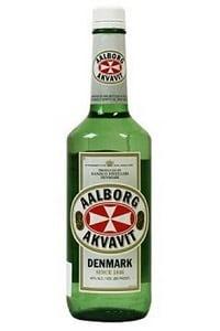 Băuturi tradiționale - Akvavit