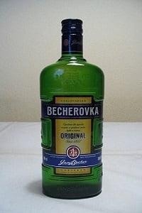Băuturi tradiționale - Becherovka