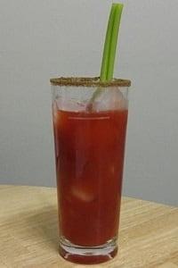 Băuturi tradiționale - Bloody Caesar