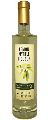 Lichioruri - Lemon Myrtle Liqueur