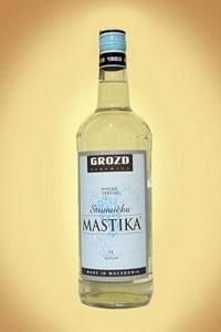 Băuturi tradiționale - Mastika