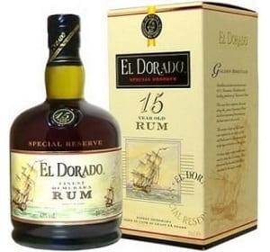 Rom El Dorado 15 ani
