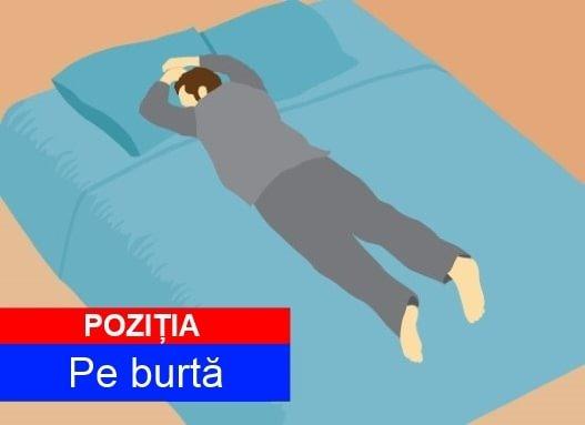 Poziții de dormit 5