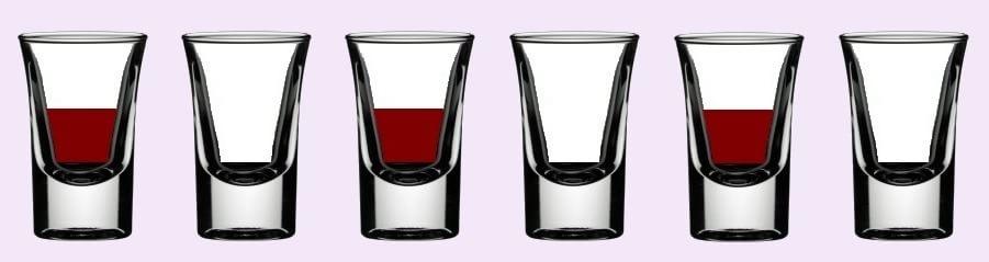 Soluția la problema paharelor R