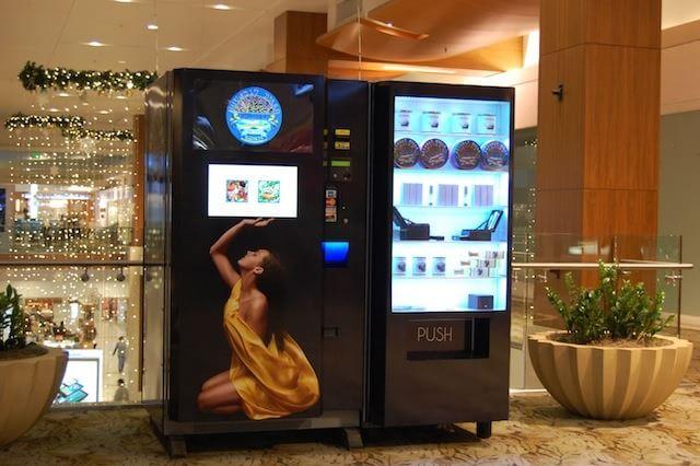 Automat cu caviar